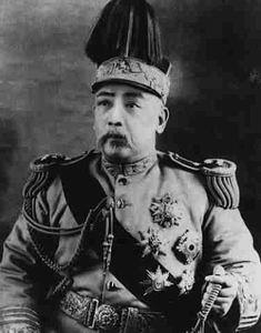 袁世凯与朝鲜明成王后闵妃 - 影音天地 - 影音天地